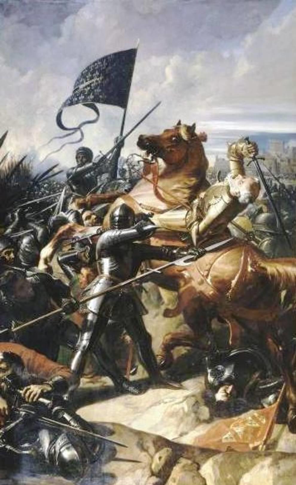 17 июля: битва при Кастильони,  Виндзорская династия и