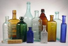 Когда форма важнее содержания: коллекционирование антикварных бутылок