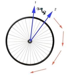 Метод поиска: метод велосипедного колеса