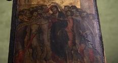 Шедевр живописи XIII в. много лет провисел над кухонной плитой
