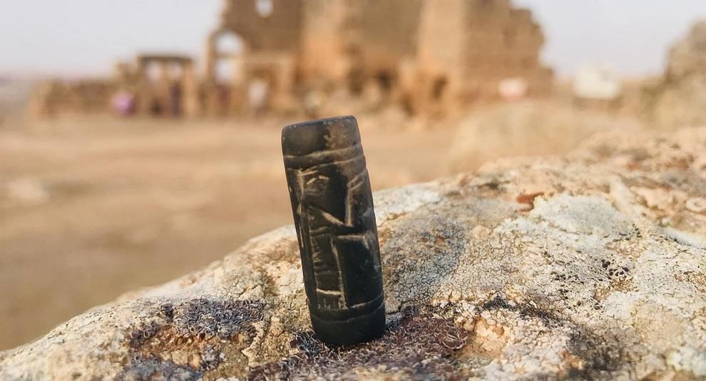 Ассирийская бюрократия: в Турции нашли древнюю печать