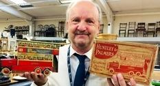В Великобритании упаковка из-под печенья оценена в 1500 фунтов