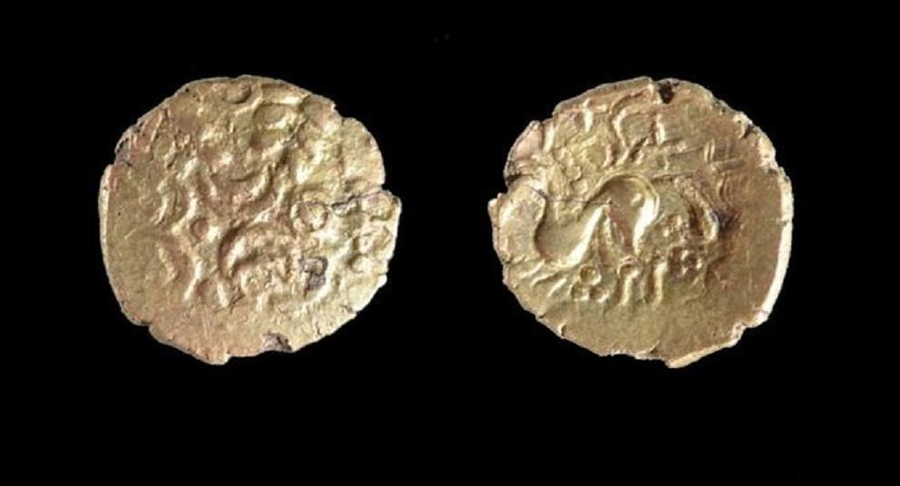 Scientists reveal details about last year's hoard of antique coins