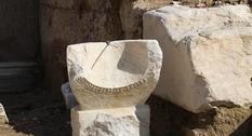 В Турции нашли древние солнечные часы