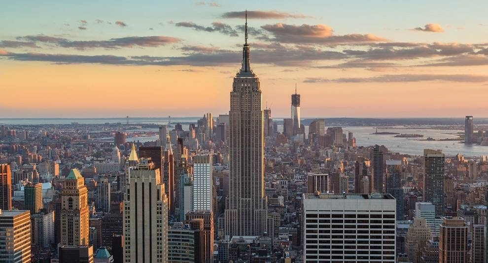 Reaching the heavens: the Empire state building opened on may 1