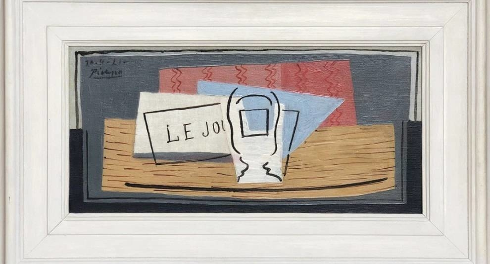 Аукционный дом Christie's разыграл картину Пикассо