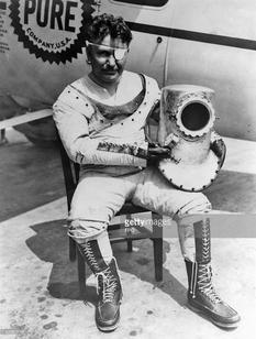 Віллі Пост: рекорд одноокого льотчика