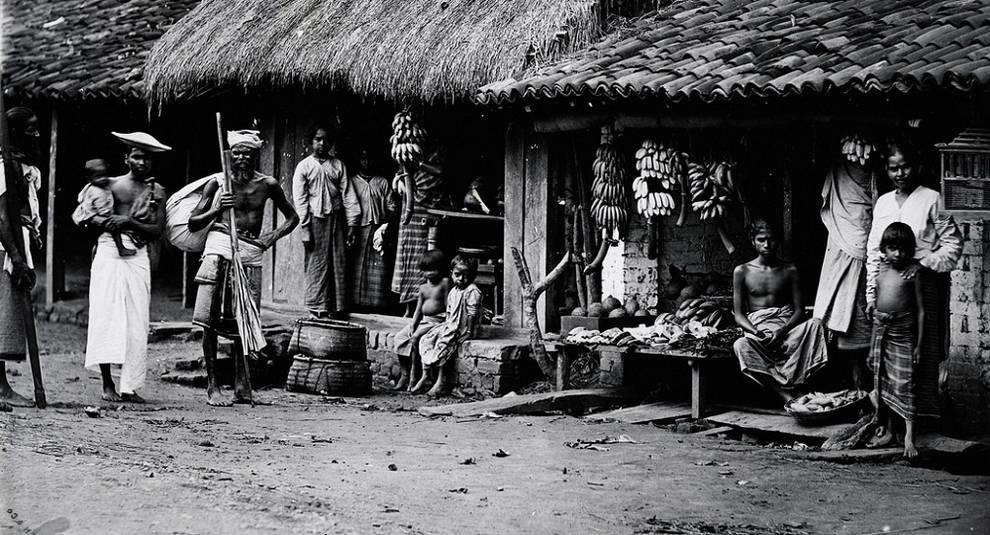 Как выглядела Шри-Ланка более ста лет назад