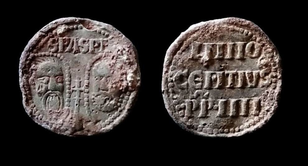 An ancient papal seal was accidentally discovered in Britain