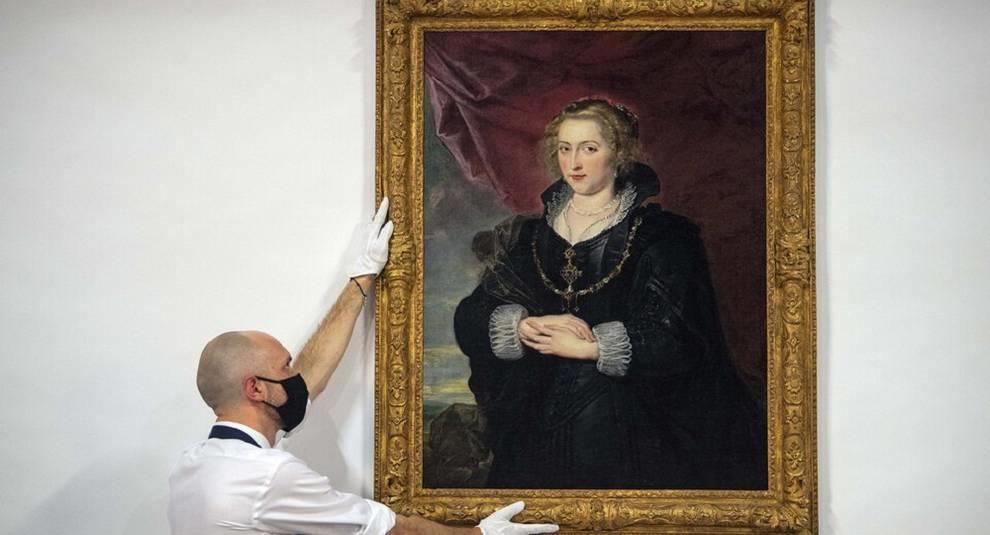 В конце июля на Sotheby's выставят картину Рубенса