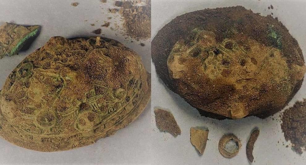 Найденные два года назад старинные броши признали исторической ценностью
