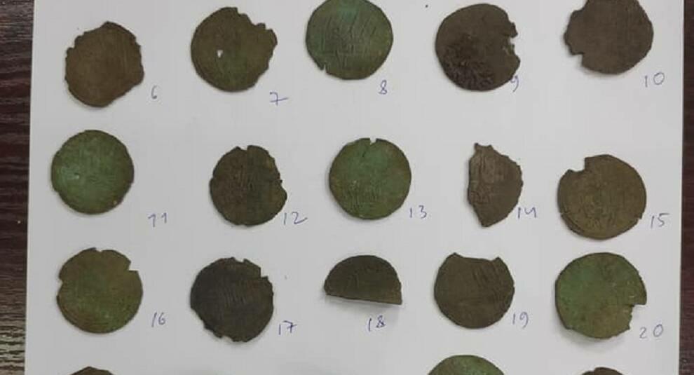 Находка века: на берегу реки Случь обнаружили 32 сребреника времен Киевской Руси