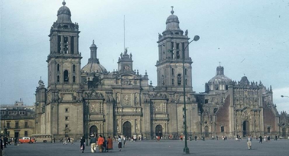 Мексика 1958 года глазами Уолтера Рида