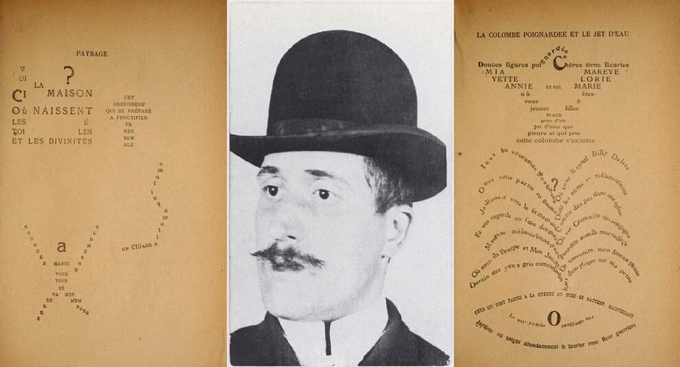 Жизнь и каллиграммы Гийома Аполлинера