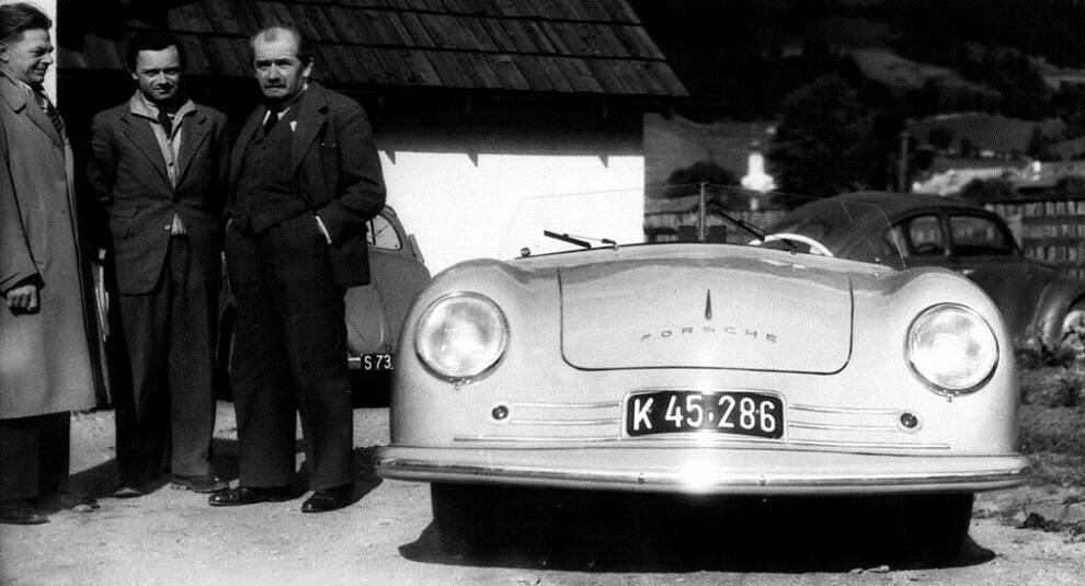Ferdinand Porsche: engineer and inventor
