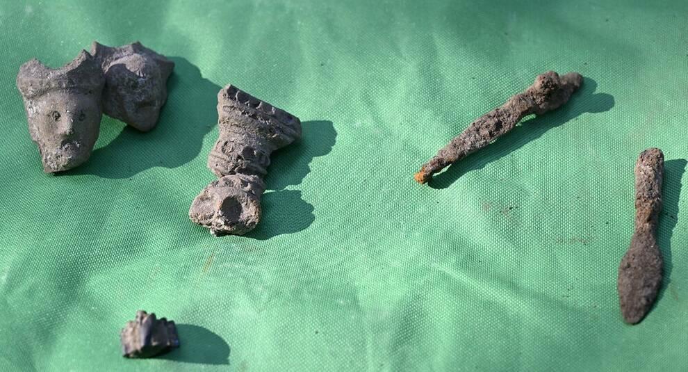 В Словакии найдено место жертвоприношения возрастом более 2 тыс. лет