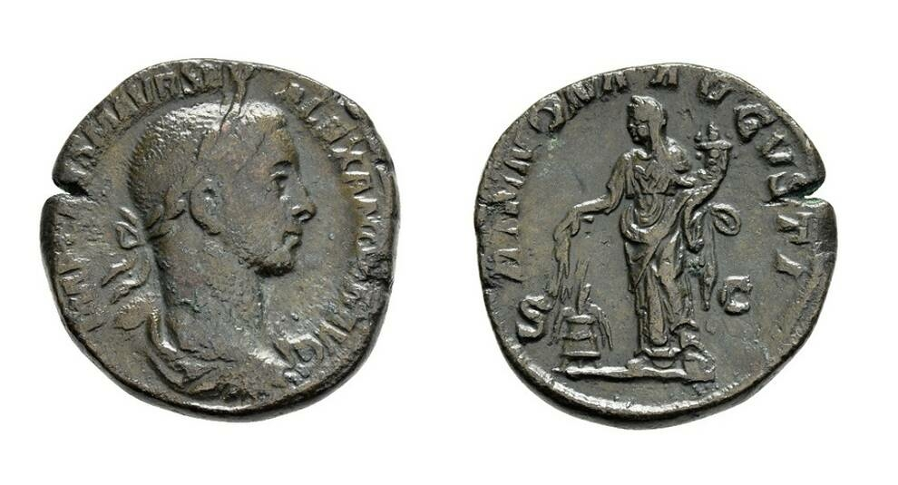 Alexander Severus: last of the Severus dynasty
