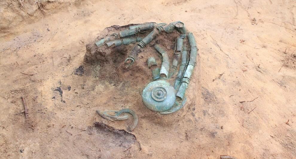 В Польше нашли сбрую возрастом 2500 тыс. лет