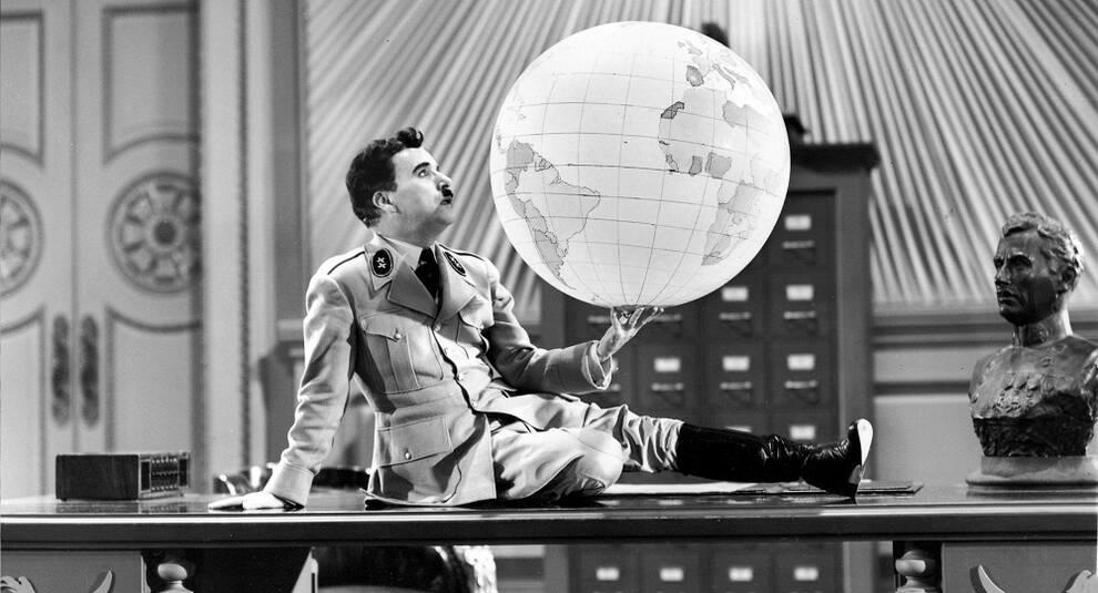 «Великий диктатор»: история создания фильма