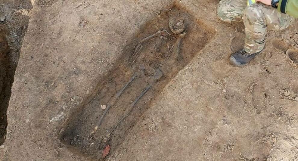 В Польше обнаружили раннесредневековое детское захоронение