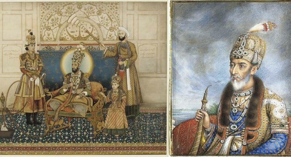Бахадур Шах II: последний правитель Империи Моголов
