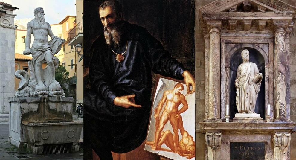 Baccio Bandinelli's sculptural masterpieces