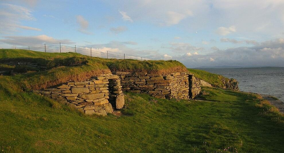 The Knap of Howar: ancient farm of the Neolithic