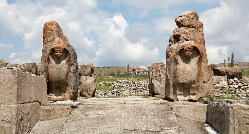 Аладжа-Хююк: древний город в Малой Азии