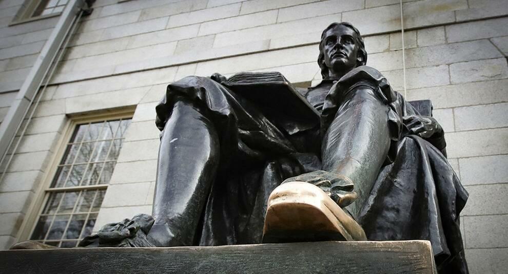 Джон Гарвард: священник, в честь которого назван университет