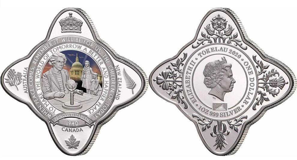 На островах Токелау выпущена новая инвестиционная монета