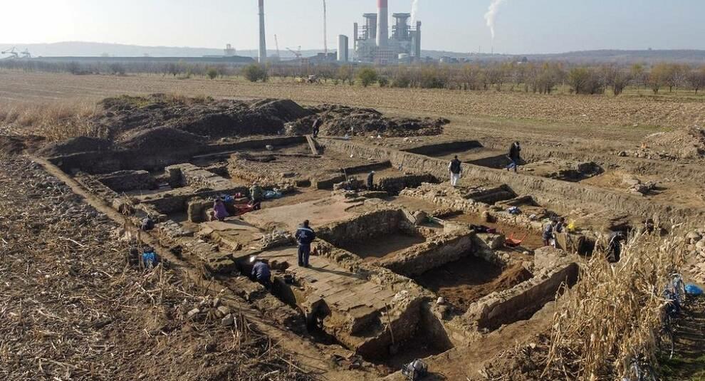 В Сербии найдены остатки штаб-квартиры VII Клавдиева легиона