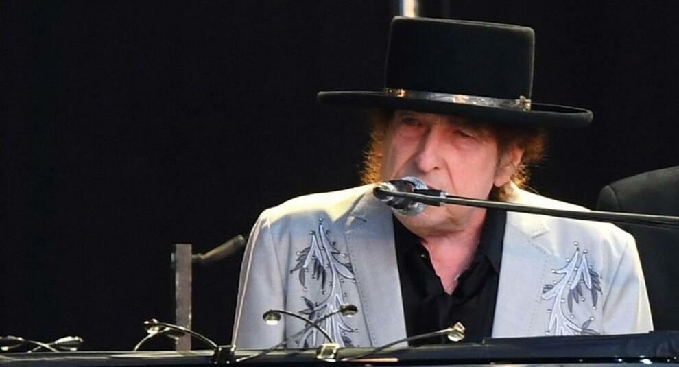 На аукционе продали тексты песен, интервью и другие лоты, связанные с Бобом Диланом