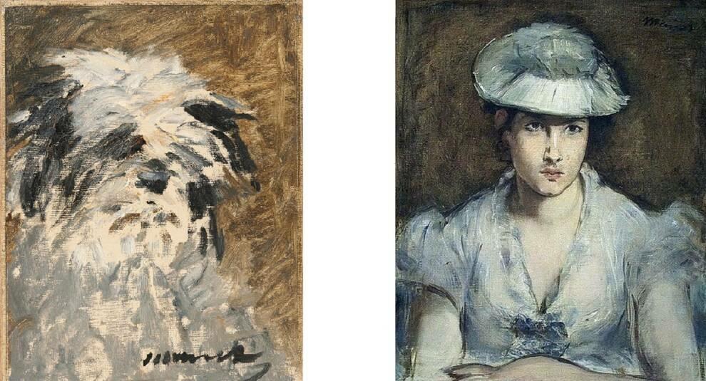 На аукционе выставили картину Мане, хранившуюся в семье его знакомой