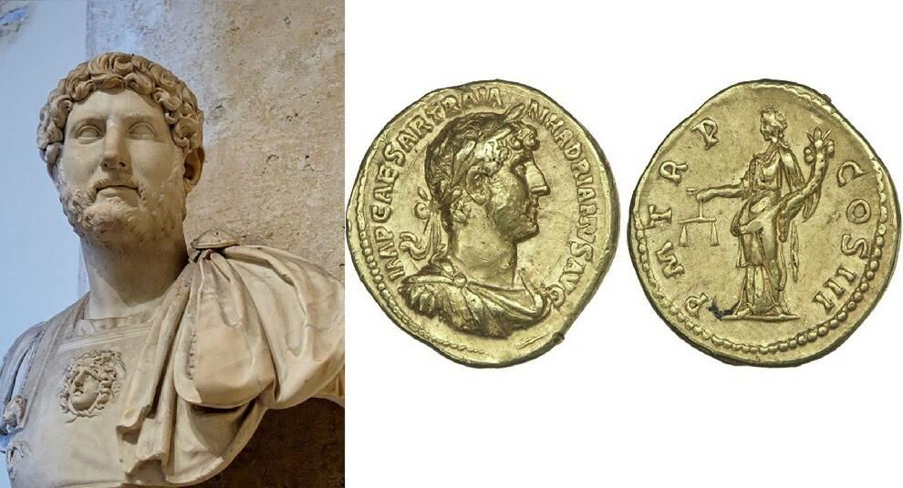 Адриан: один из пяти хороших императоров