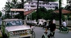 Вьетнамский город Кантхо середины 1970-х