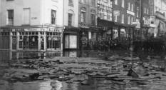 Наводнение в Гилфорде в январе 1928 года