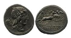 Монеты Древнего Рима из коллекции Пьера Луи де Блакаса