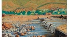 Пейзаж Черчилля выставили на аукционе Christie's