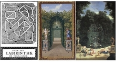 Версальский лабиринт: парк, украшенный героями из басен Эзопа