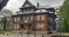 This year, the restoration of a unique villa will begin in Truskavets