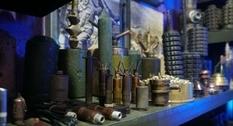 Взрывная экспозиция: в Хмельницком открыли музей мин