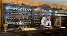 История украинской нефтепромышленности: в Бориславе открыли аптеку-музей Яна Зега