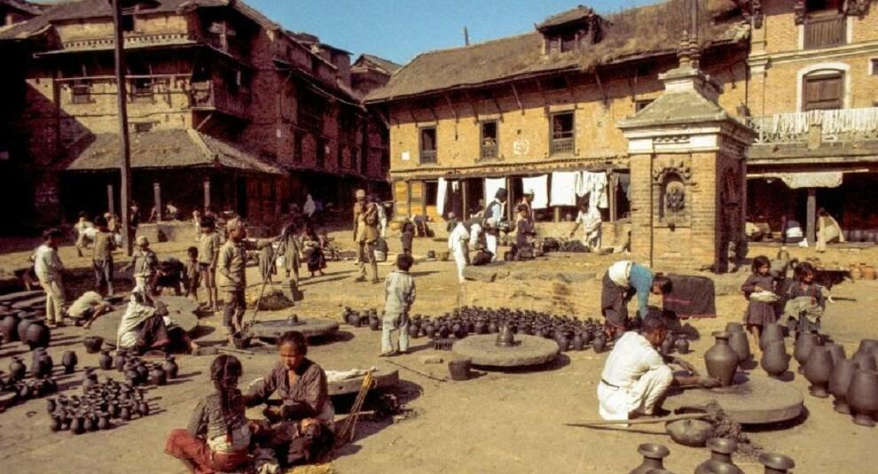 Непал 70-х годов: жизнь в Катманду