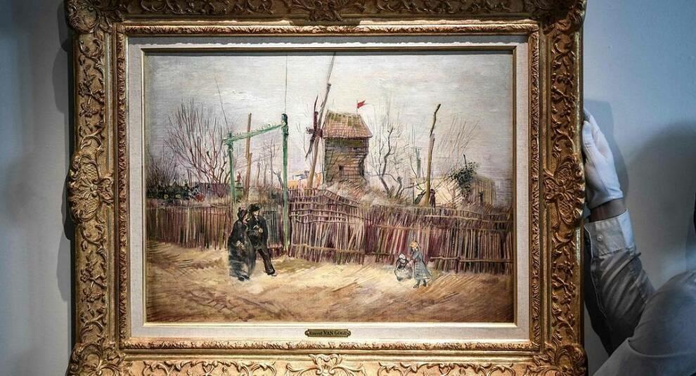 Публике впервые покажут картину, которая хранилась в частном собрании