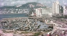Как выглядел Гонконг в 1970-х годах