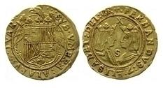 Средневековые короли на золотых монетах (часть I)