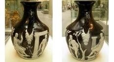 Портлендская ваза: прекрасный артефакт, разбитый вандалом