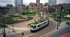 Как выглядел Манчестер в 1990-х годах