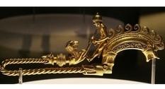 Золотая фибула: Брошь Браганса