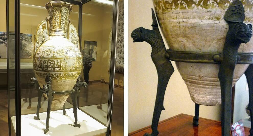 Ваза Фортуни: шедевр испано-мавританской керамики